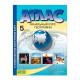 Географии 5 класс Атлас Начальный курс (с контурными картами) (АСТ-Пресс)