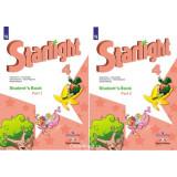 Баранова К.М. Английский язык 4 класс Учебник в 2-х частях (Starlight)