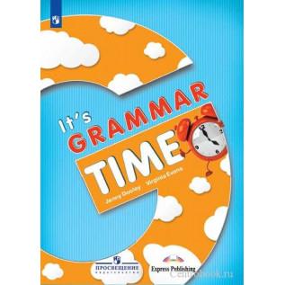 Дули Д., Эванс В. Английский язык 2-4 классы Время грамматики