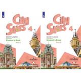 Мильруд Р.П. Английский язык 4 класс Учебник в 2-х частях (City Stars)