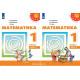 Дорофеев Г.В. Математика 1класс Учебник в 2-х частях (Перспектива)
