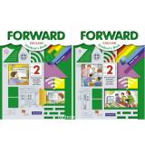 """Вербицкая М.В. Английский язык 2 класс Учебник в 2-х частях """"Forward"""""""