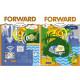 """Вербицкая М.В. Английский язык 4 класс Учебник в 2-х частях """"Forward"""" (Вентана-Граф)"""
