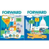 """Вербицкая М.В. Английский язык 7 класс Учебник в 2-х частях """"Forward"""" (Вентана-Граф)"""